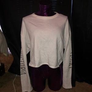 VS Cropped Crewneck